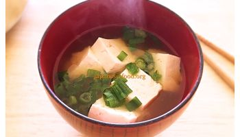 Homemade miso soup by just one cookbook beautifulyou583 very flavorful authentic tofu miso soup veganvegetariangluten free forumfinder Images